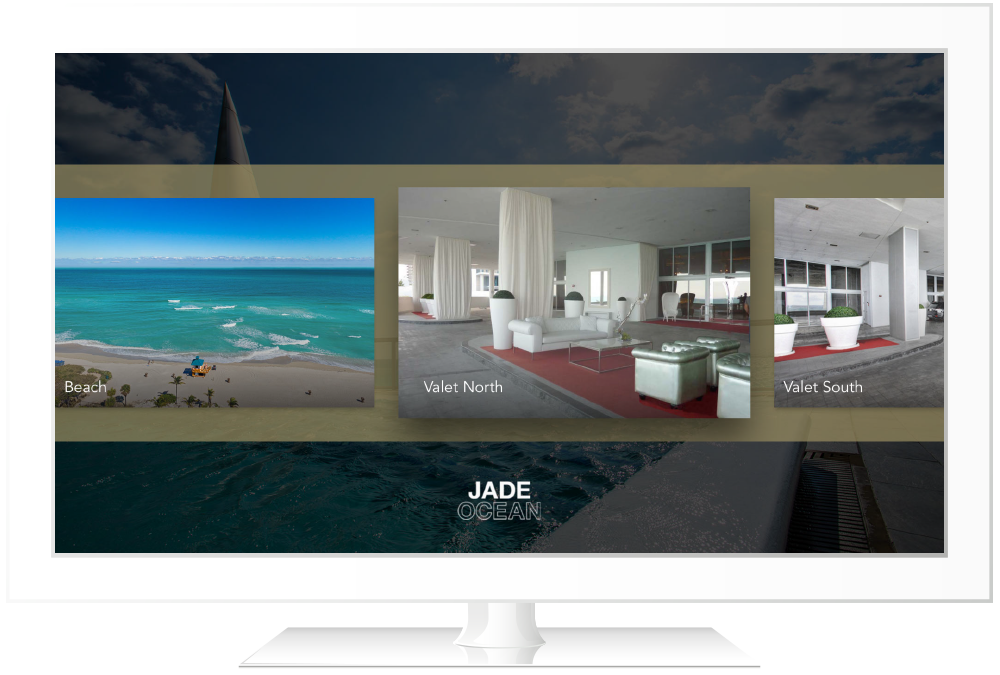 Residential-TV-Jade-Ocean-White