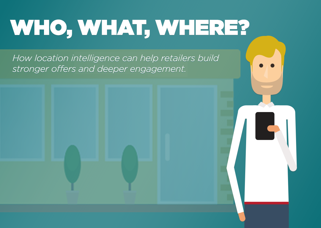 who what where Location Intelligence Offers Engagement