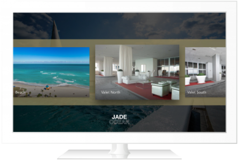 Residential-TV-Jade-Ocean-White